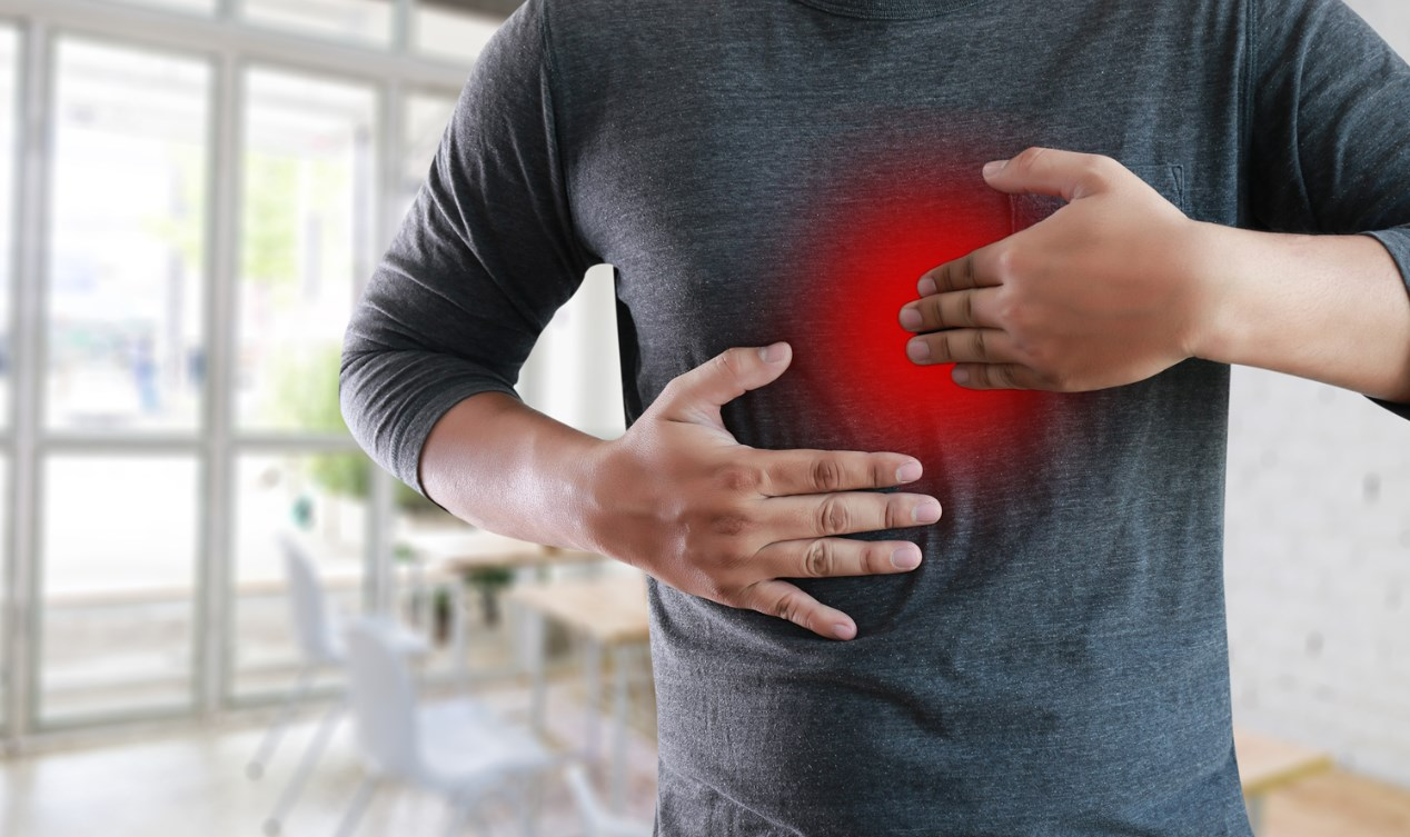 Изжога при ахалазии