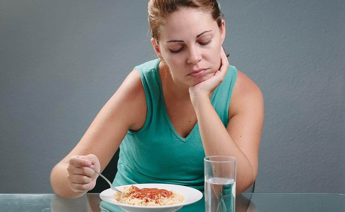 Нет аппетита