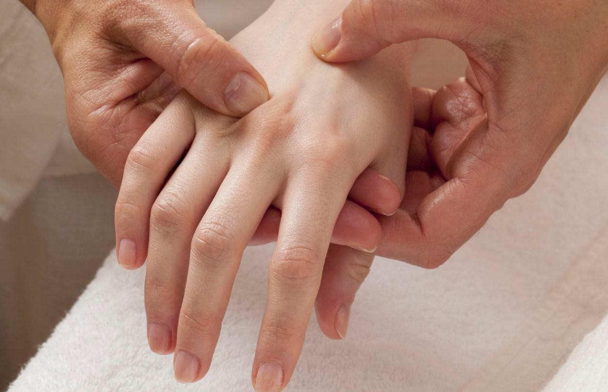 Подагра массаж