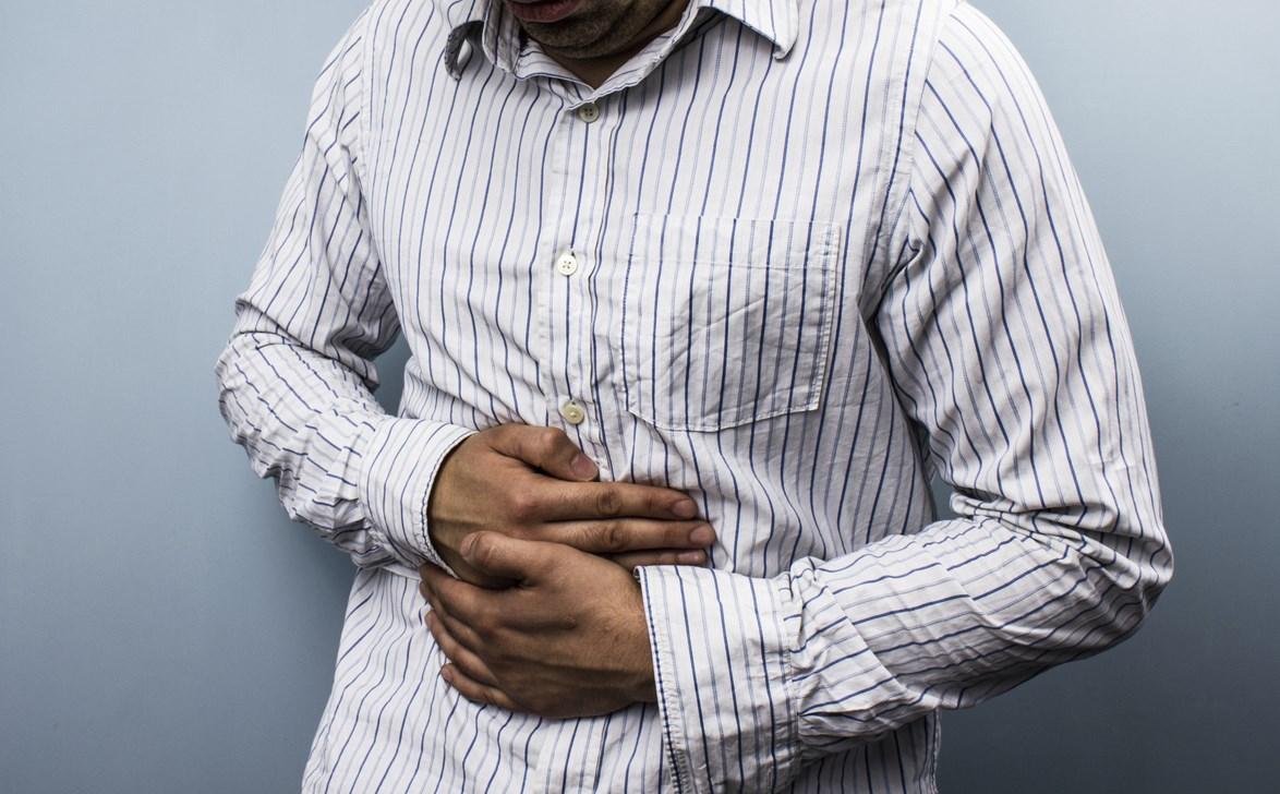 Синдром острого живота