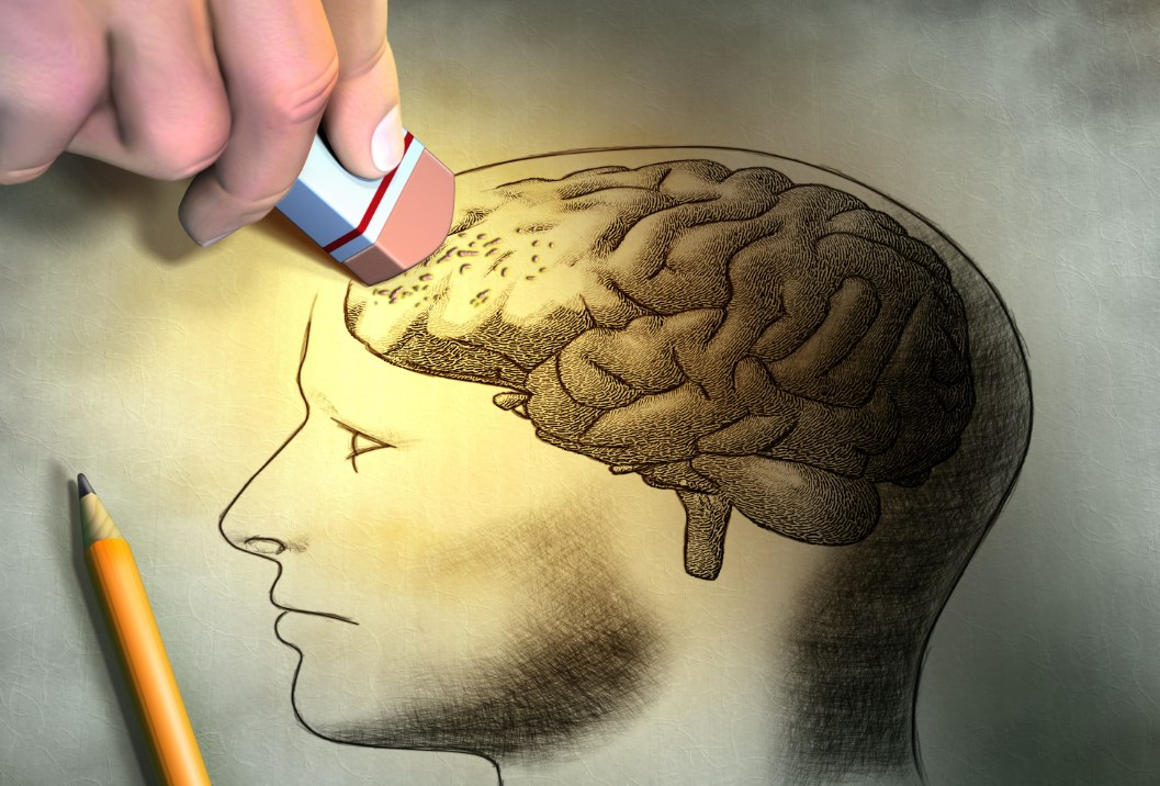Стираем мозг