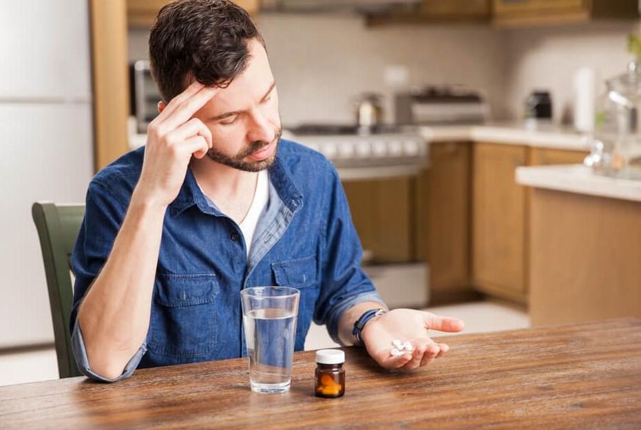 Таблетки от эректильной дисфункции