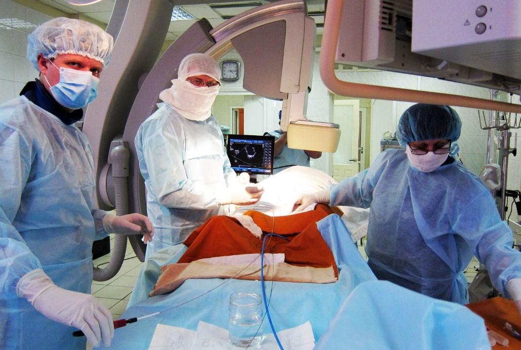 Операция порок сердца