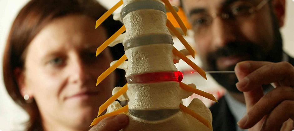 скелет, грыжа позвоночника