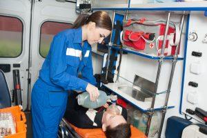 оказание первой медицинской помощи при отравлении газом