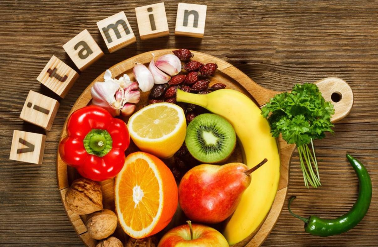 Иммунитет витамины