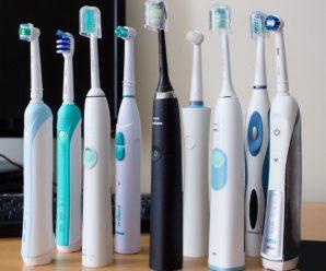 Электрическая зубная щетка: польза и вред