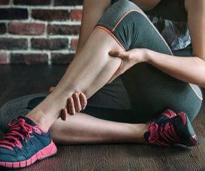 Мышечные судороги: причины и лечение