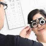 Как проверить зрение и правильно подобрать очки