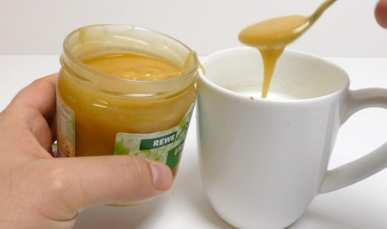 Молок с медом для сна