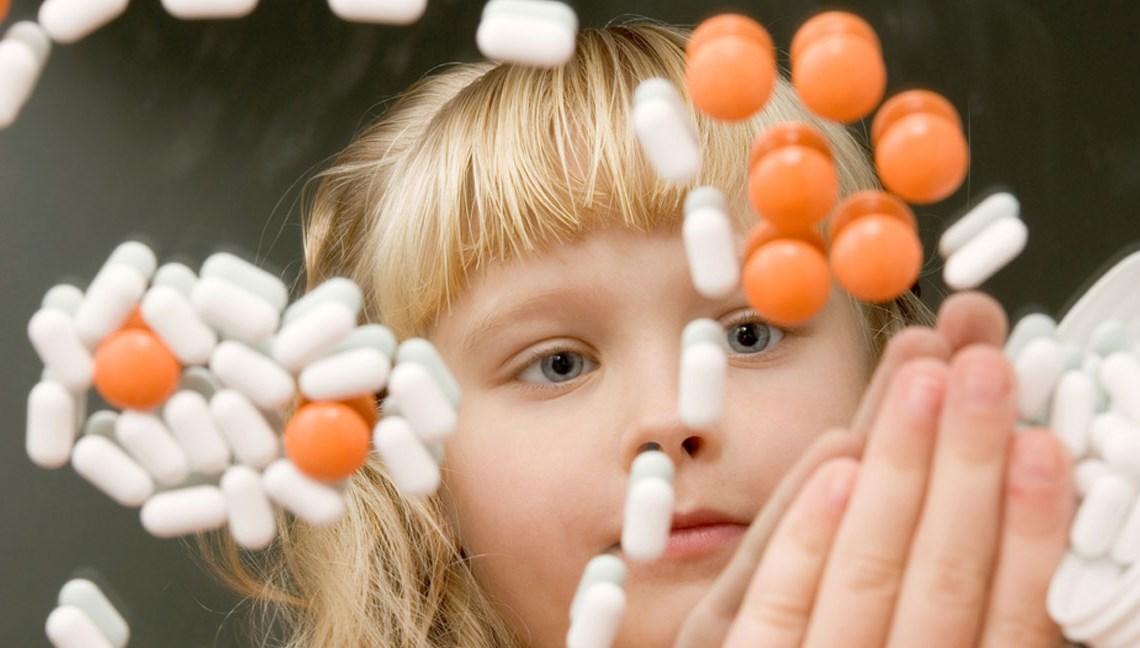Таблетки для иммунитета