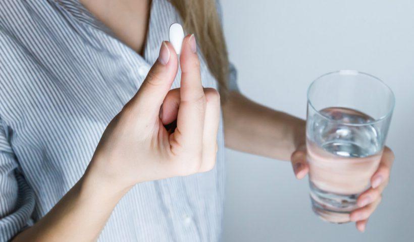 Красное горло таблетки