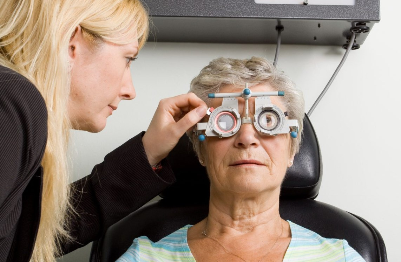 Диагностика зрения