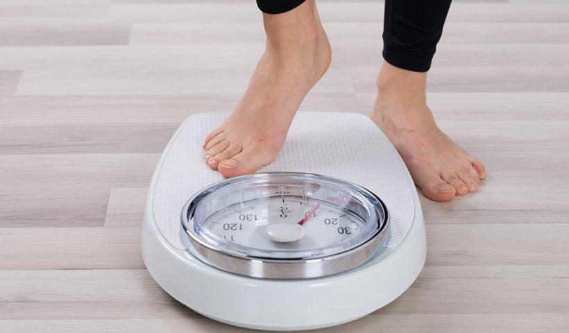 Похудеть весы