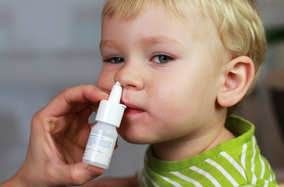 Капли внос от аллергии ребенку