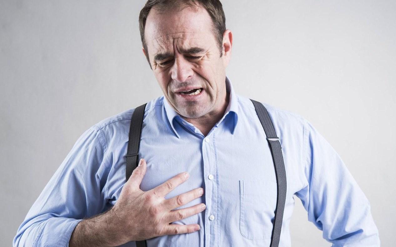 Давящая боль в сердце