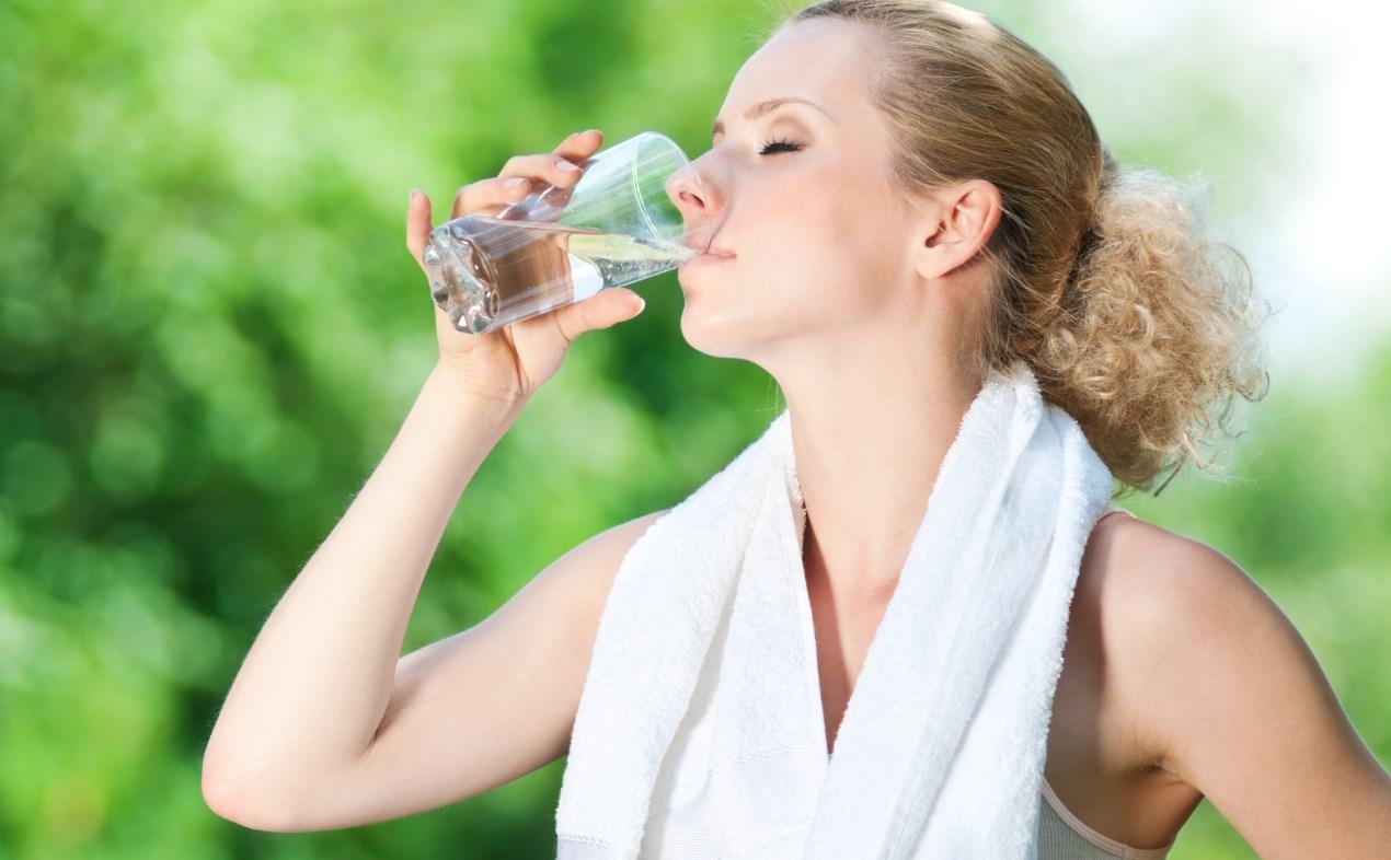 Пить раствор для похудения
