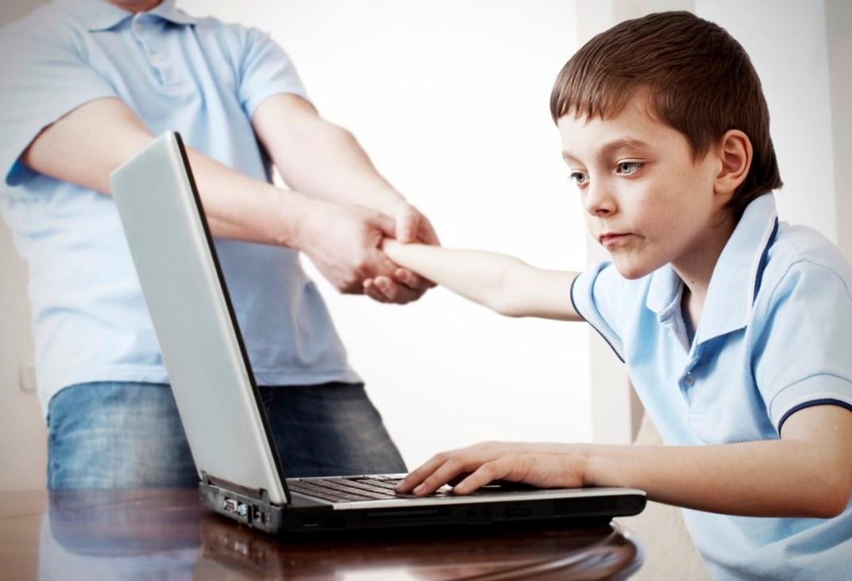 Ребенок зависит от компьютера