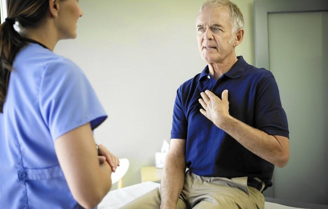 Сердечная недостаточность осмотр у врача