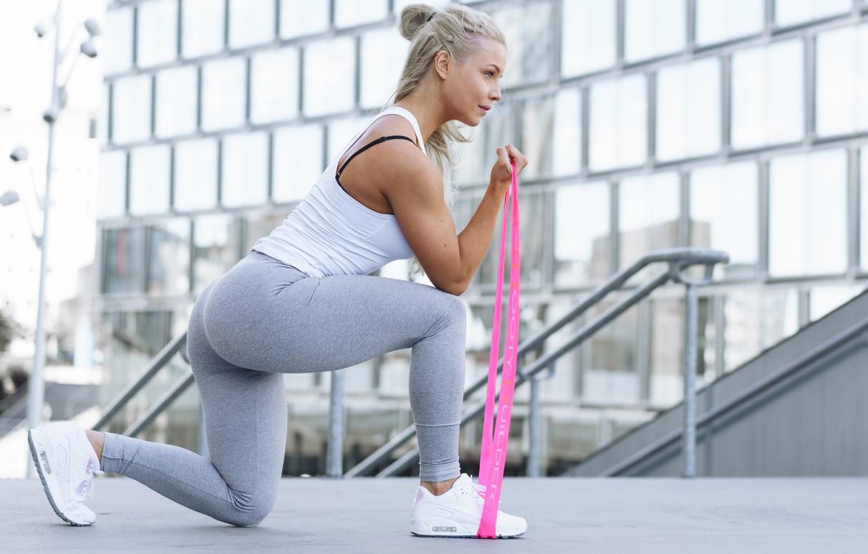 Фитнес резинки