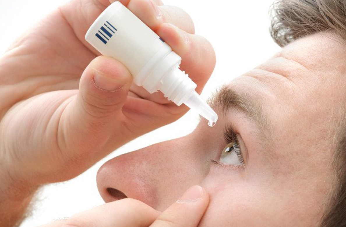 Капли аллергический конъюнктивит
