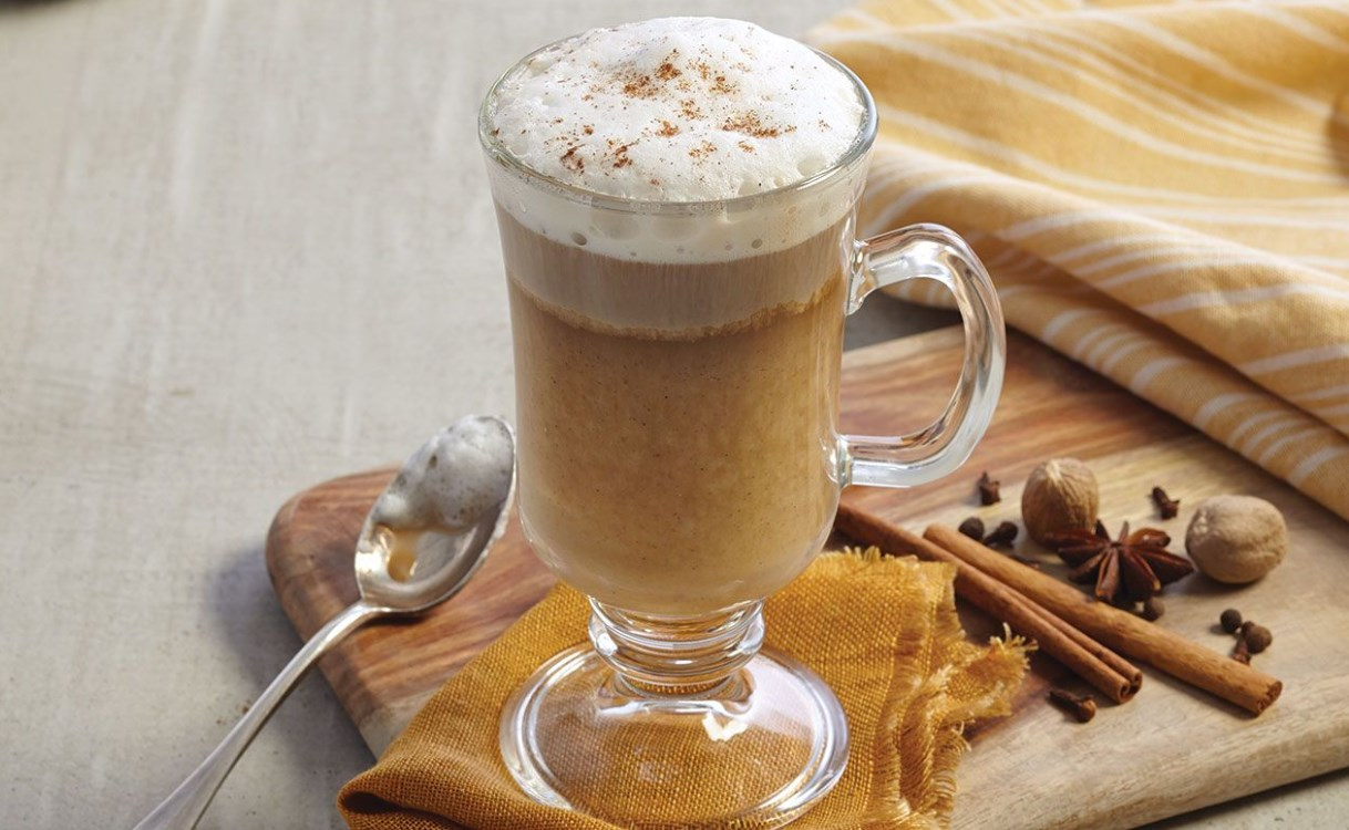 Латте замена кофе
