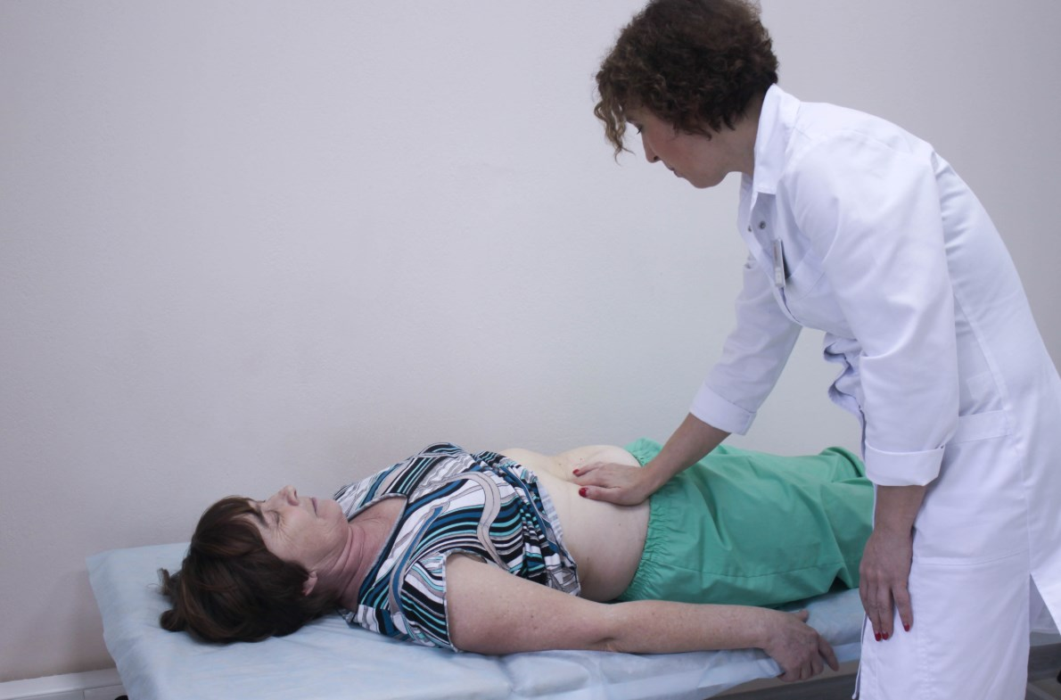 Язва осмотр у врача