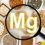 Дефицит магния – причины и симптомы патологического состояния