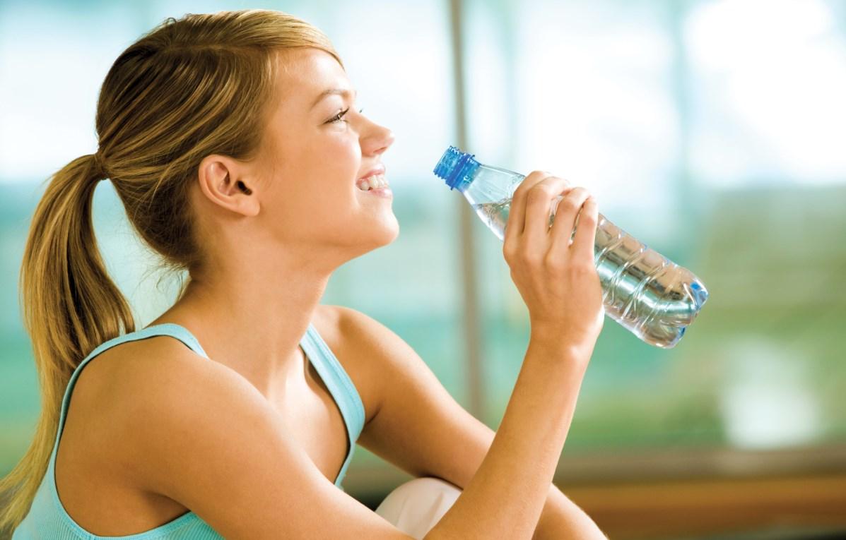 Сколько воды нужно в день