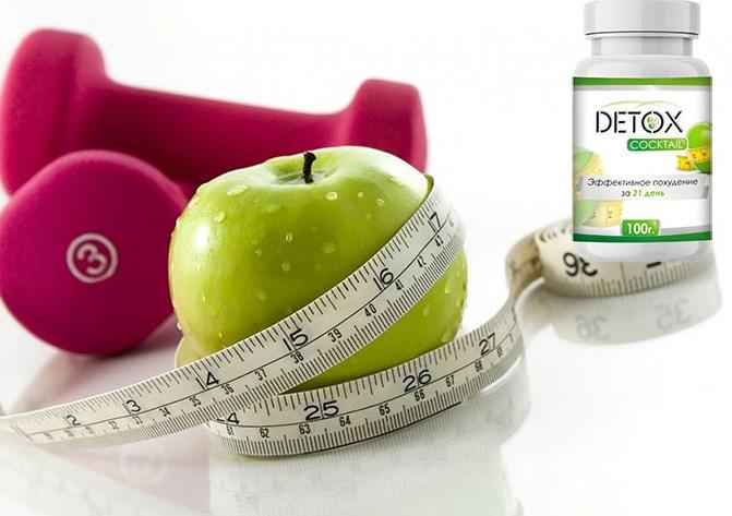 Детокс для похудения