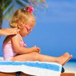 Солнечный ожог у ребенка – как лечить