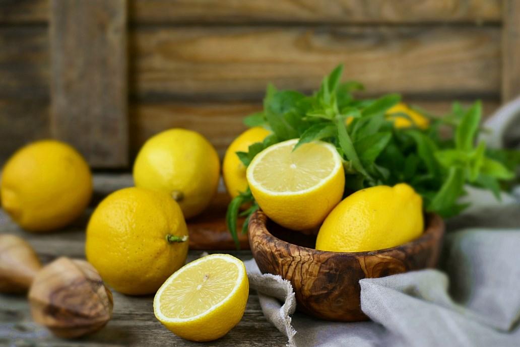 Природные антибиотики лимон