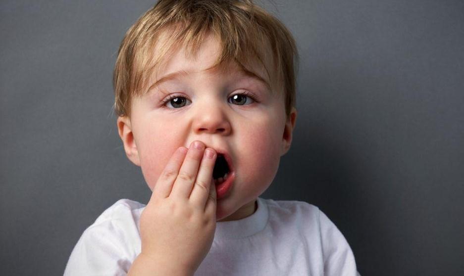 Герпесная инфекция во рту у ребенка