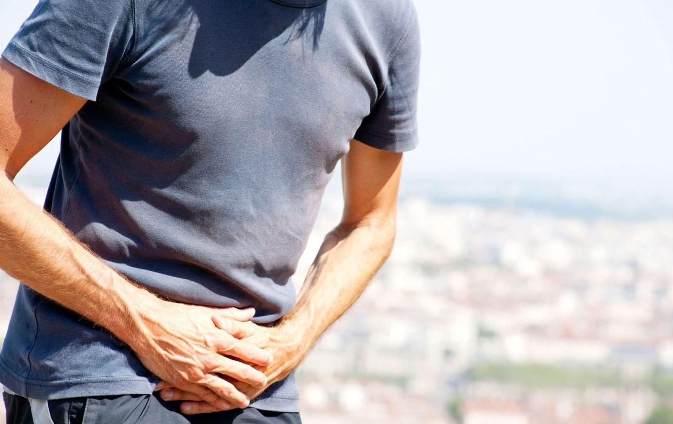 Парень болен простатитом гриб веселка от простатита