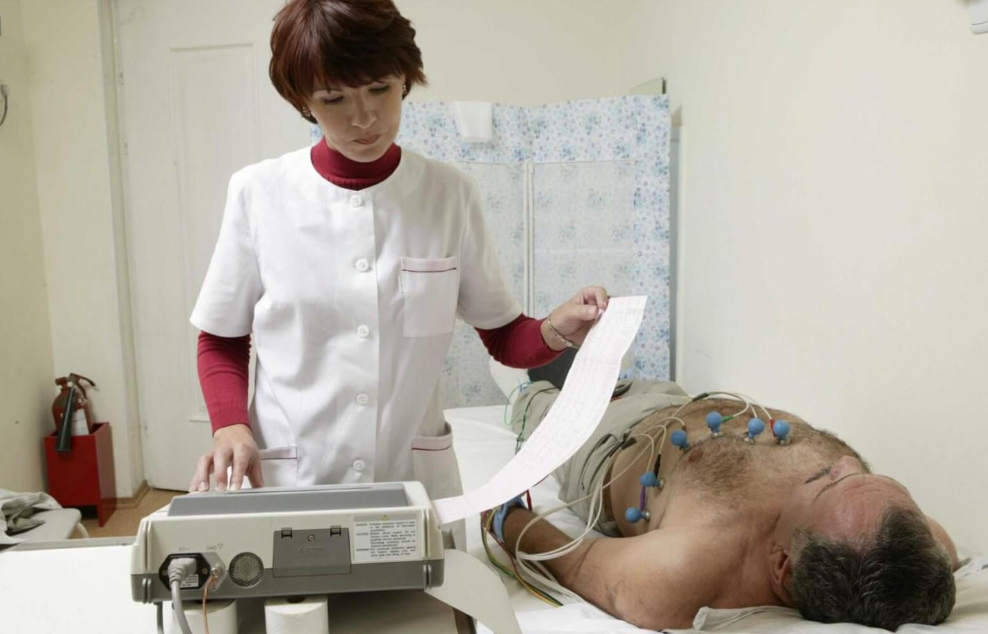 Диффузные изменения миокарда на ЭКГ