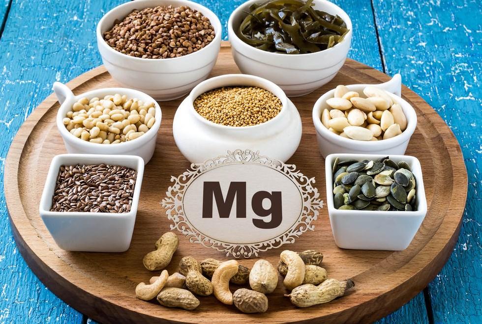 Магний продукты