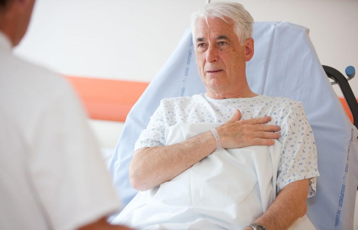 Стенокардия госпитализация