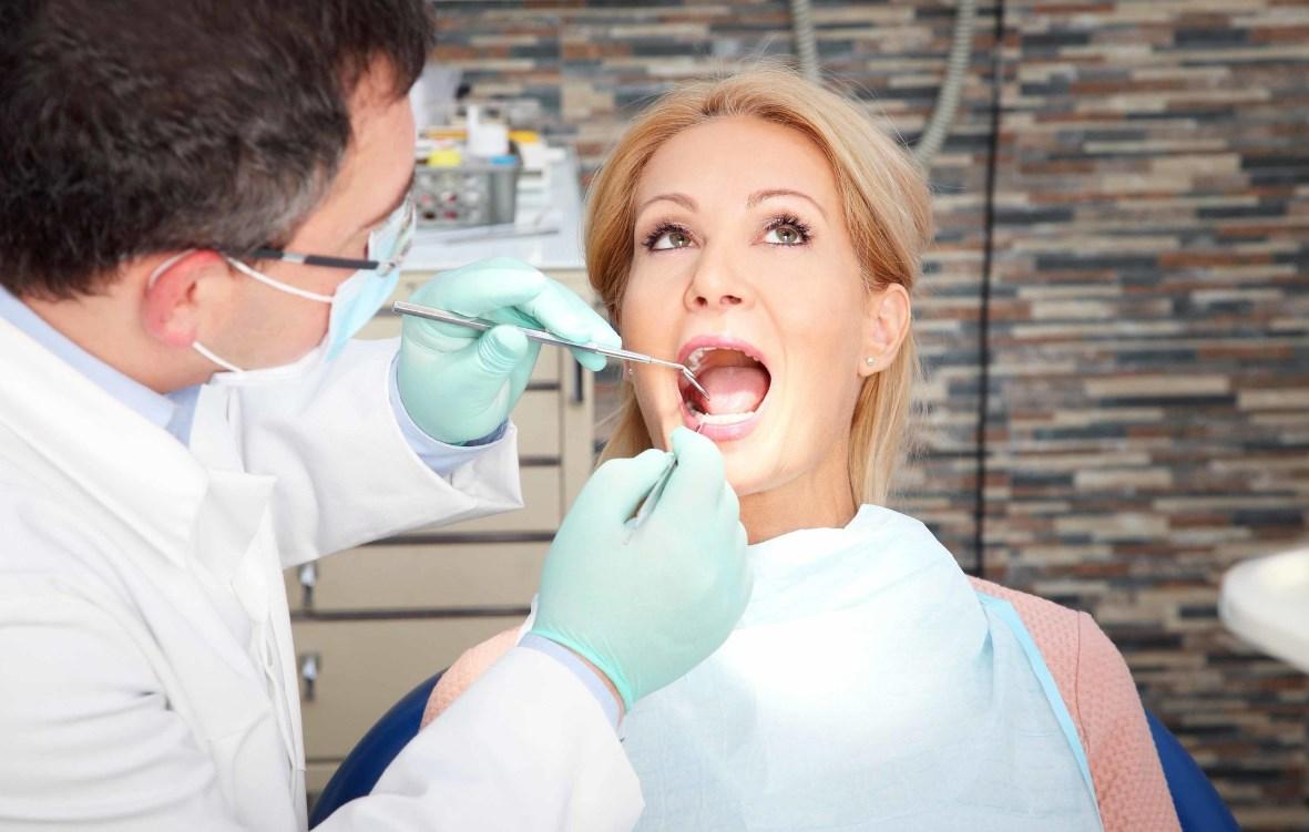 Рецессия десны осмотр у стоматолога
