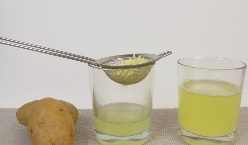 Картофельный сок при панкреатите