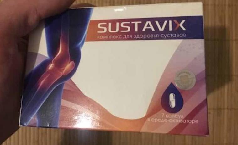 Суставикс упаковка