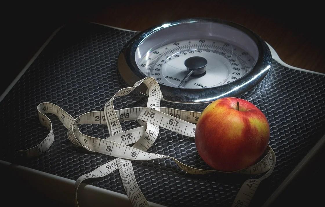 Похудеть яблоко