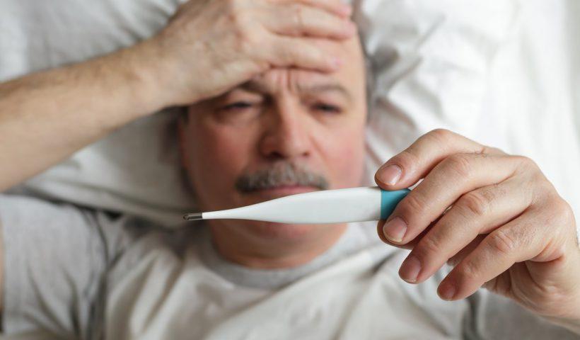 Острая ревматоидная лихорадка температура