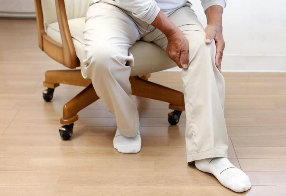 Болят колени и суставы