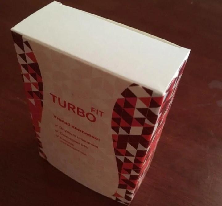 Турбофит упаковка
