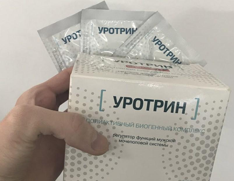 Уротрин от простатита