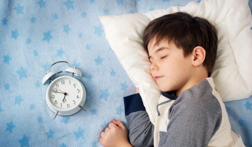 Сон для укрепления нервной системы ребенка