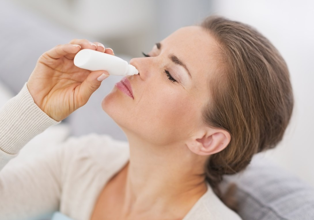 Капли при хроническом насморке