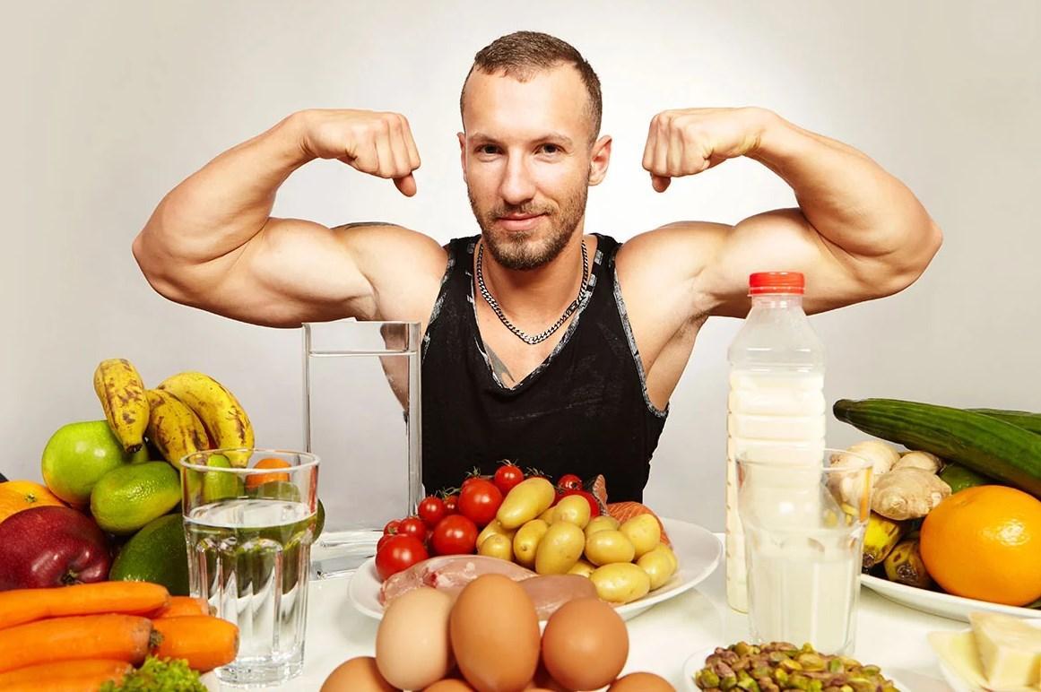 Набрать мышечную массу без жира