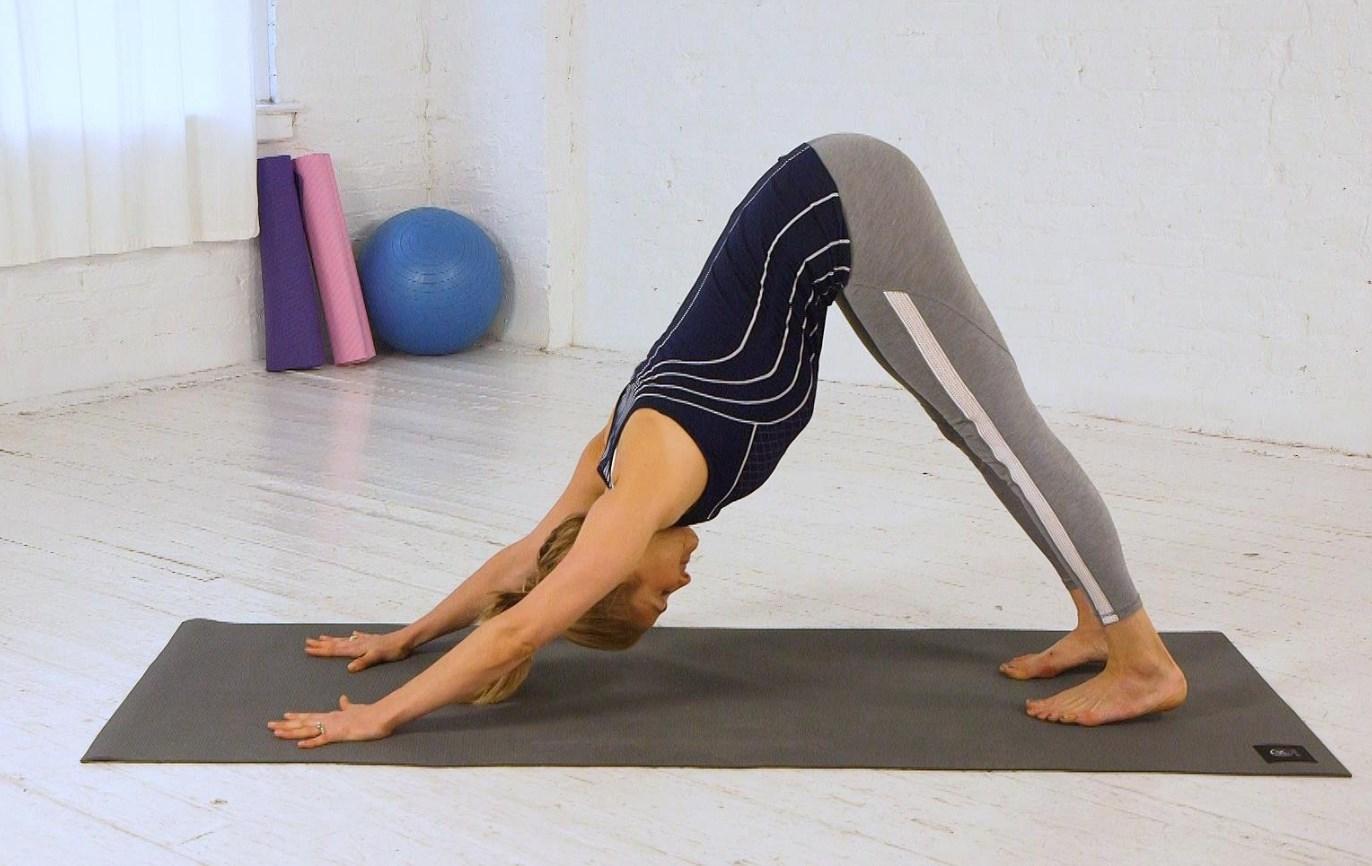 Йога от боли в спине