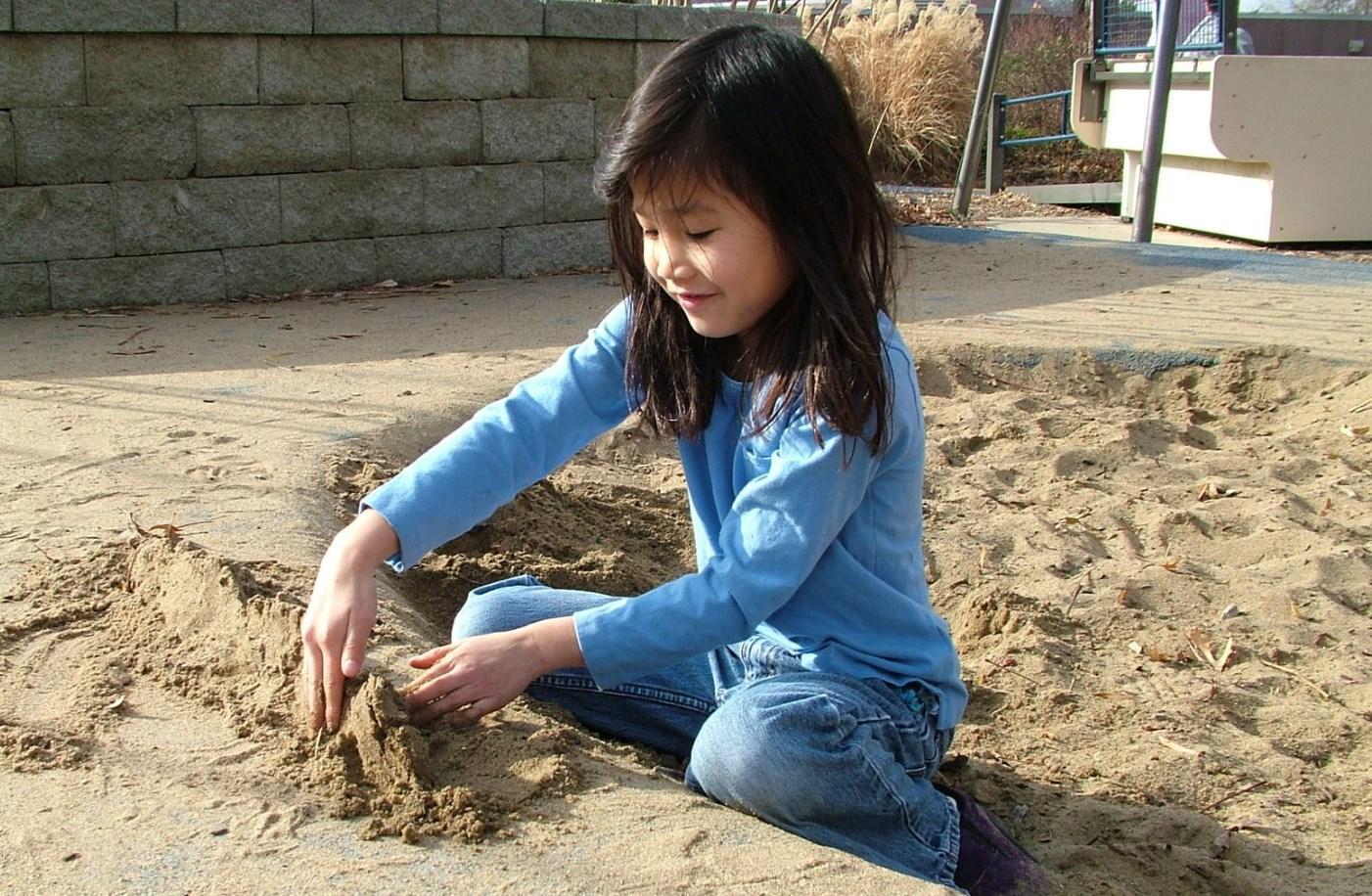 Токсокароз песочница дети